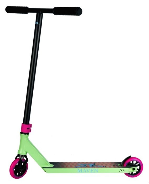 AO Maven Freestyle Scooter Blue