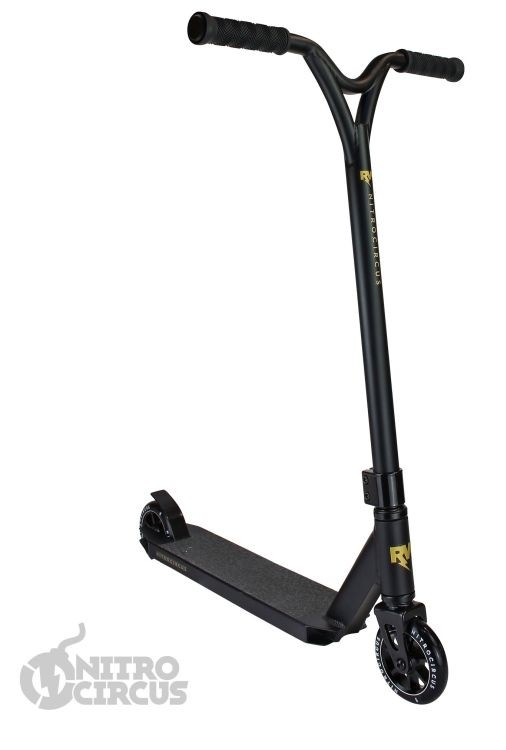 Nitro Circus RWilly Replica Scooter Black